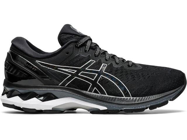 asics Gel-Kayano 27 Shoes Women, black/pure silver